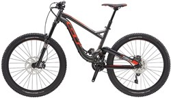 GT Force X Expert Mountain Bike 2016 - Full Suspension MTB