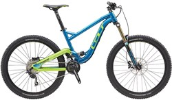 GT Force X Sport Mountain Bike 2016 - Full Suspension MTB