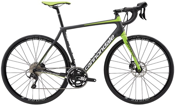 Image of Cannondale Synapse Carbon Disc 105 5  2017 - Road Bike