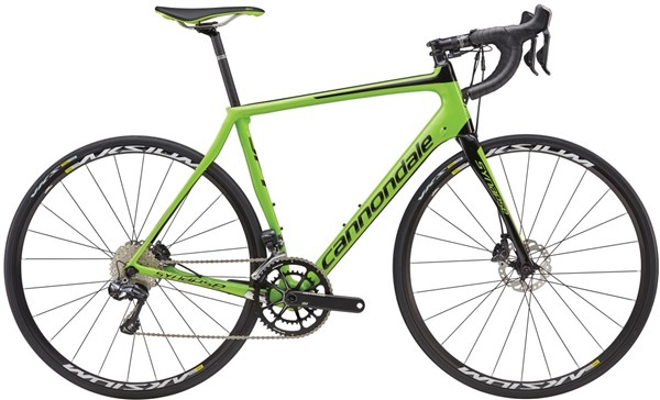 Cannondale Synapse Carbon Disc Ultegra Di2  2016 - Road Bike