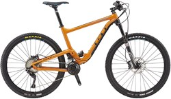 GT Helion Carbon Expert Mountain Bike 2016 - Full Suspension MTB