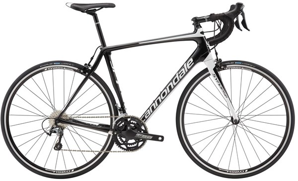 Image of Cannondale Synapse Carbon Tiagra 6  2017 - Road Bike