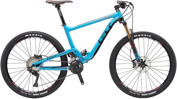 Image of GT Helion Carbon Pro Mountain Bike 2016 - Full Suspension MTB
