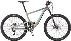 GT Helion Expert Mountain Bike 2016 - Full Suspension MTB