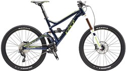 GT Sanction Expert Mountain Bike 2016 - Full Suspension MTB