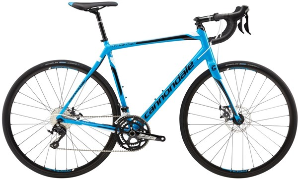 Cannondale Synapse Disc 105 5  2016 - Road Bike