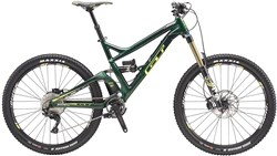 GT Sanction Pro Mountain Bike 2016 - Full Suspension MTB