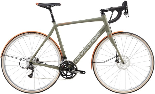 Cannondale Synapse Disc Adventure  2016 - Road Bike