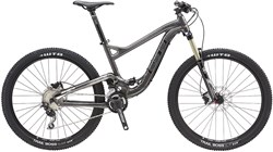 GT Sensor Comp Mountain Bike 2016 - Full Suspension MTB