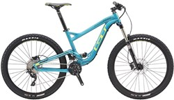 GT Sensor Elite Mountain Bike 2016 - Full Suspension MTB