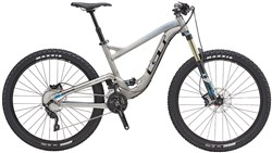 GT Sensor Expert Mountain Bike 2016 - Full Suspension MTB