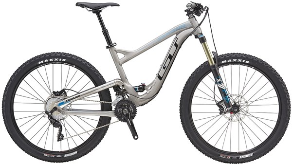 Image of GT Sensor Expert Mountain Bike 2016 - Full Suspension MTB