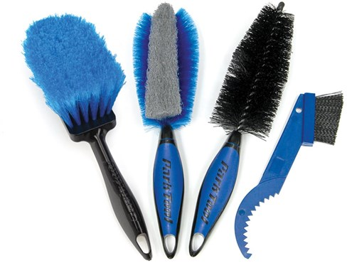 Park Tool BCB4.2 - Bike Cleaning Brush Set