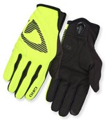 Product image for Giro Blaze Lightly Insulated Soft Shell Long Finger Glove