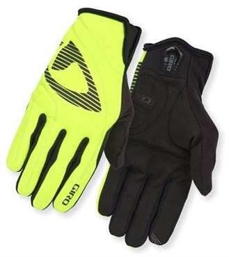 Image of Giro Blaze Lightly Insulated Soft Shell Cycling Long Finger Glove SS16