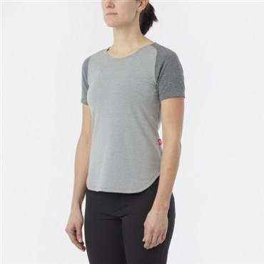 Image of Giro Mobility Scoop Neck Womens Short Sleeve Cycling Jersey SS16