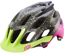Fox Clothing Flux Flight Womens Mountain Bike Helmet 2015