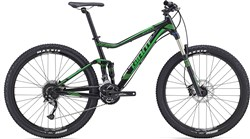 Giant Stance 27.5 2 Mountain Bike 2016 - Full Suspension MTB