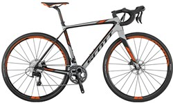 Product image for Scott Addict CX 20 Disc  2017 - Cyclocross Bike