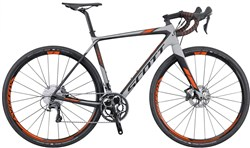 Scott Addict Gravel Disc  2016 - Cyclocross Bike