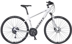 Scott Sub Cross 30 Solution  2016 - Hybrid Sports Bike