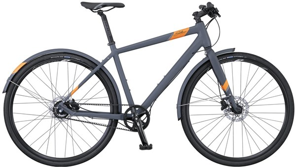 Scott Sub Speed 10  2016 - Hybrid Sports Bike