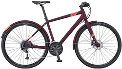 Scott Sub Speed 20  2016 - Hybrid Sports Bike