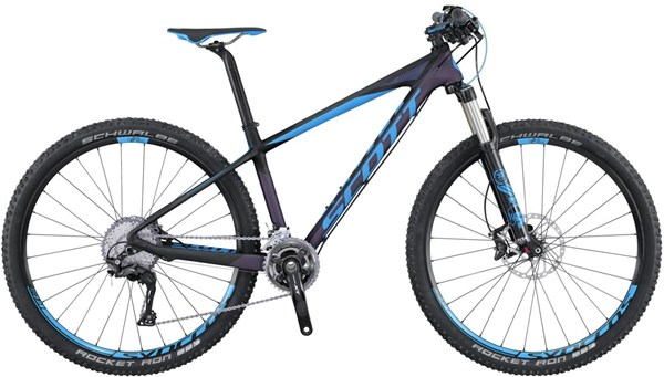 Image of Scott Contessa Scale 700 RC Womens  Mountain Bike 2016 - Hardtail MTB