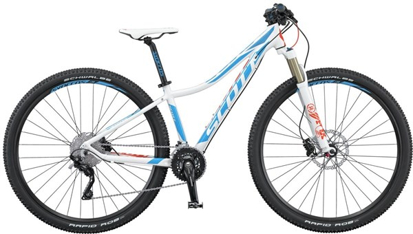 Image of Scott Contessa Scale 900 Womens  Mountain Bike 2016 - Hardtail MTB