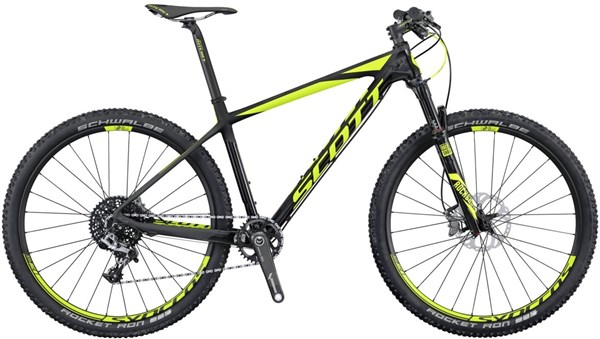 Image of Scott Scale 700 RC  Mountain Bike 2016 - Hardtail MTB