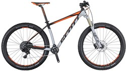 Scott Scale 710 Plus  Mountain Bike 2016 - Hardtail MTB