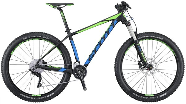 Image of Scott Scale 720 Plus  Mountain Bike 2016 - Hardtail MTB