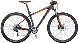 Scott Scale 730  Mountain Bike 2016 - Hardtail MTB