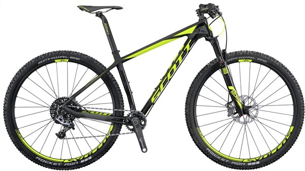 Image of Scott Scale 900 RC  Mountain Bike 2016 - Hardtail MTB