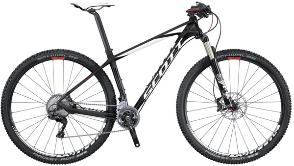 Image of Scott Scale 910  Mountain Bike 2016 - Hardtail MTB