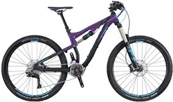 Scott Contessa Genius 710 Womens  Mountain Bike 2016 - Full Suspension MTB