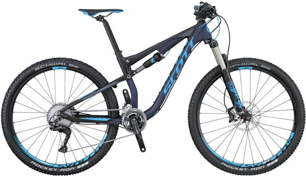 Image of Scott Contessa Spark 700 RC Womens  Mountain Bike 2016 - Full Suspension MTB