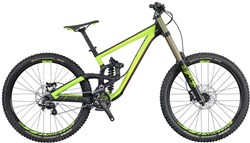 Scott Gambler 720  Mountain Bike 2016 - Full Suspension MTB