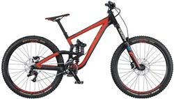 Scott Gambler 730  Mountain Bike 2016 - Full Suspension MTB