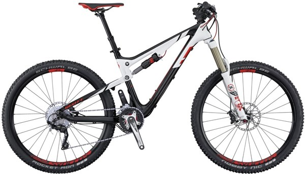 Image of Scott Genius 720  Mountain Bike 2016 - Full Suspension MTB