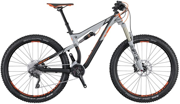 Image of Scott Genius 720 Plus  Mountain Bike 2016 - Full Suspension MTB