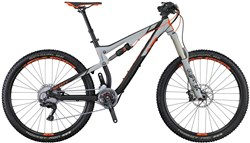 Scott Genius 730  Mountain Bike 2016 - Full Suspension MTB