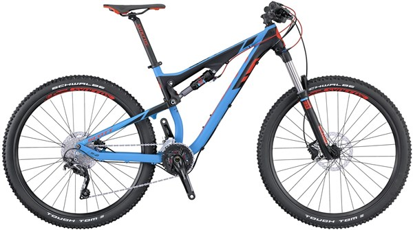Scott Genius 750  Mountain Bike 2016 - Full Suspension MTB