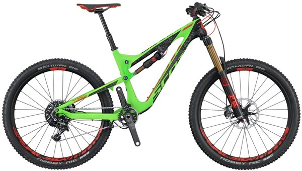 Image of Scott Genius LT 700 Tuned  Mountain Bike 2016 - Full Suspension MTB