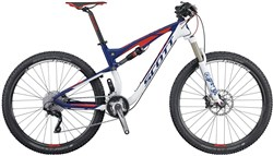 Scott Spark 730  Mountain Bike 2016 - Full Suspension MTB