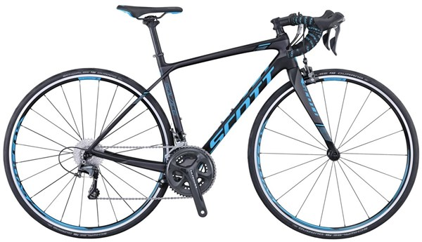Image of Scott Contessa Solace 15 Womens  2016 - Road Bike