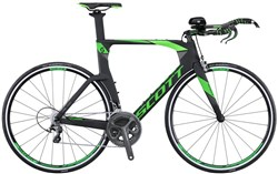 Scott Plasma 10  2016 - Triathlon Bike