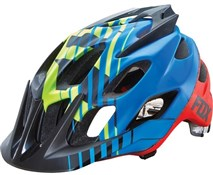 Fox Clothing Flux Savant Mountain Bike Helmet 2015