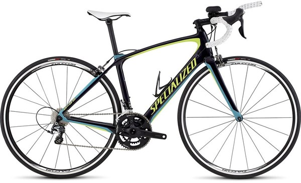 Image of Specialized Alias Comp Womens 2016 - Road Bike