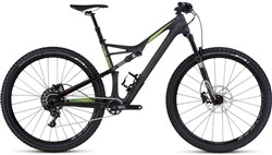 Specialized Camber Comp Carbon 29 Mountain Bike 2016 - Full Suspension MTB